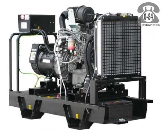 Электростанция Энерго ED 20/230 Y двигатель Yanmar