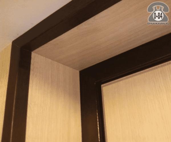 Отделка дверных откосов панелями мдф своими руками видео