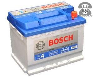 АКБ автомобильная Bosch 12 В