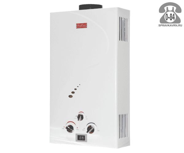 Газовая колонка Ларгаз Стандарт 20 кВт 10л/мин открытая камера