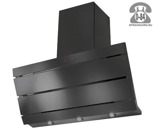 Вытяжка кухонная Фабер (Faber) Orizzonte Plus VETRO EG8 X/VBK A90 LOGIC