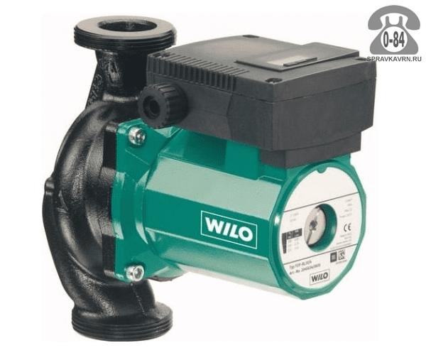 Циркуляционный насос Вило (Wilo) TOP-RL25/7,5 EM PN6/10, 6.5м3/ч, напор 7.5м