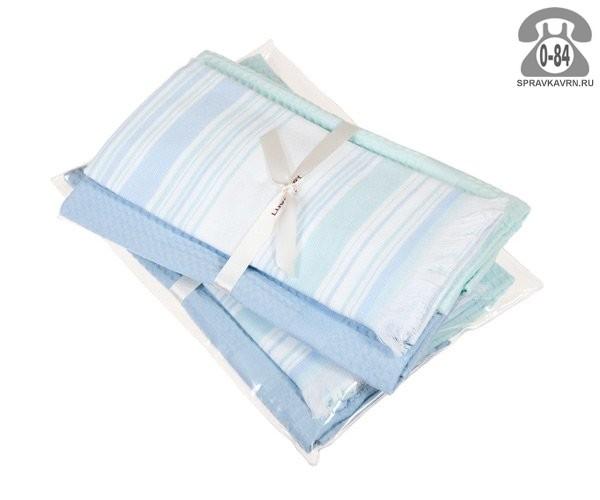 Комплект полотенец Люксберри (Luxberry) Акварель